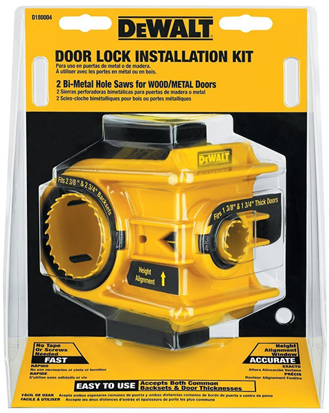 Door Knob Installation Kit : Tools and tips for replacing interior doors