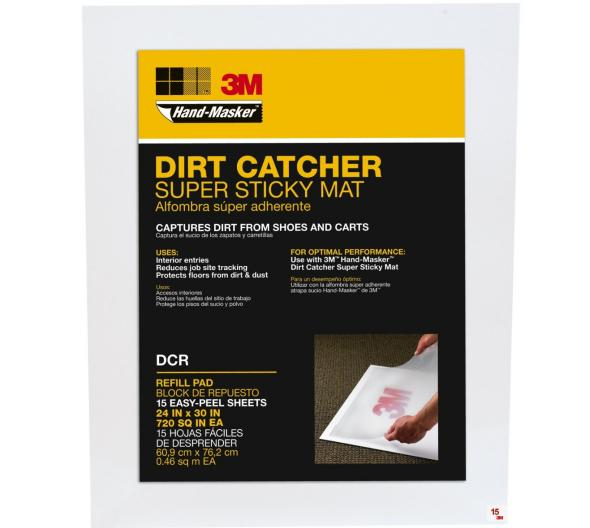 Dirt Catcher Super Sticky Mat Product Shot