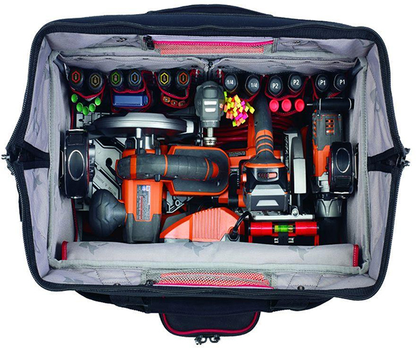 For More Details Here S My Original Post About The Husky 22 Rolling Tool Bag