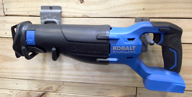 Kobalt 24V Max Brushless Reciprocating Saw