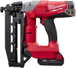 Milwaukee 2741 M18 Fuel Straight Finish Nailer