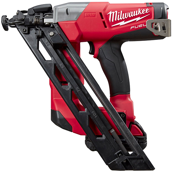 Milwaukee 2743 M18 Fuel 15 Ga Angled Finish Nailer