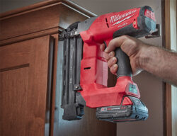 New Milwaukee M18 Fuel Brushless Brad and Finish Nailers!