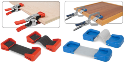 Peachtree Flex-A-Band Gives Rockler Bandy Clamps Some Competition