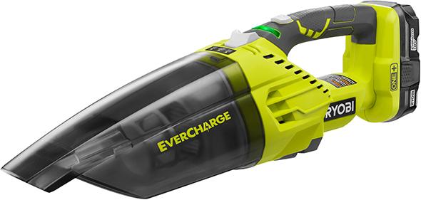 Ryobi P714K Evercharge Hand Vacuum