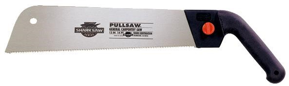 Sharp Carpentry Pull Saw