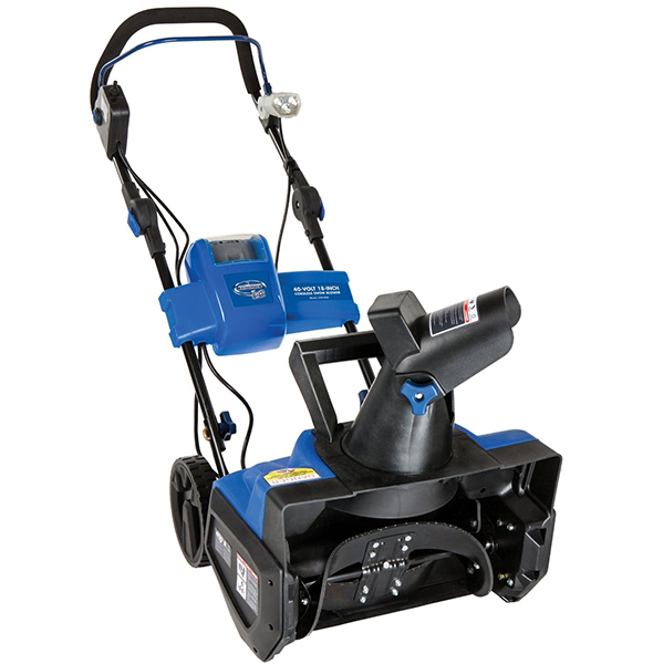Deal Of The Day Snow Joe Electric And Cordless Snow