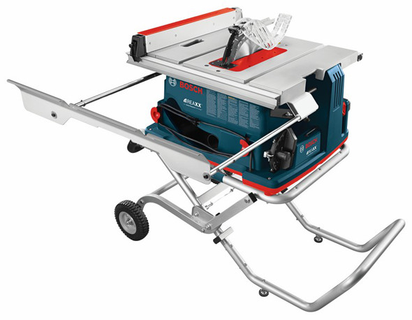Bosch Reaxx Safety Table Saw Is Coming Soon June 1st 2016
