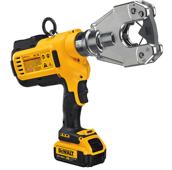 New Dewalt Cordless Tools Around The Corner Cable Cutter