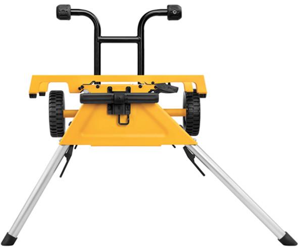 Dewalt DW7440RS Roller Stand Side