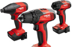 Hilti 12V Cordless Power Tools