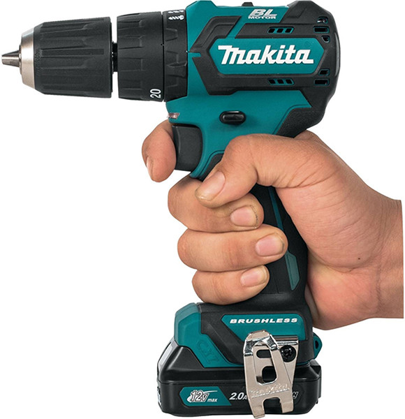 first look at makita s new 12v max brushless drills. Black Bedroom Furniture Sets. Home Design Ideas