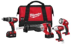 Home Depot Deals on Dewalt and Milwaukee Combos (4/18/16)
