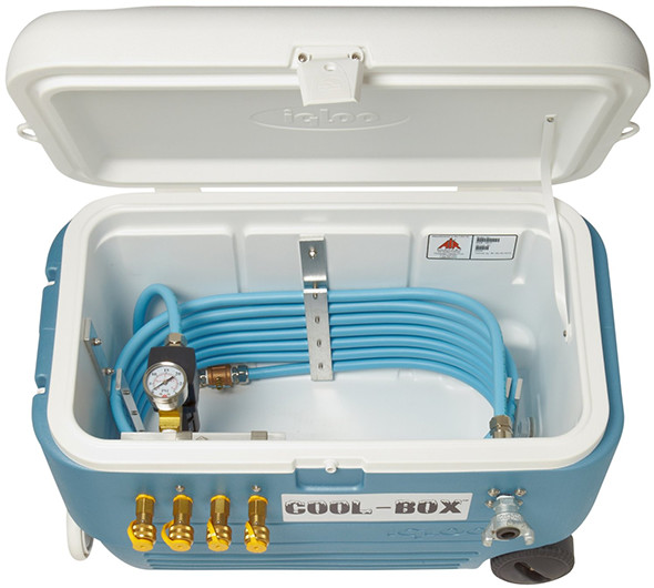 Air Systems Cooling Box An Ice Based Compressed Air Chiller