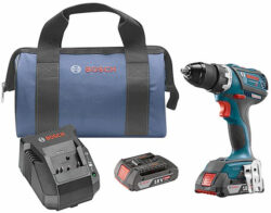 All Quiet on the Bosch Brushless Front? Nope – Here's a Look at the DDS183!