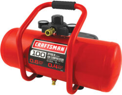 New? Craftsman 3 Gallon Air Compressor