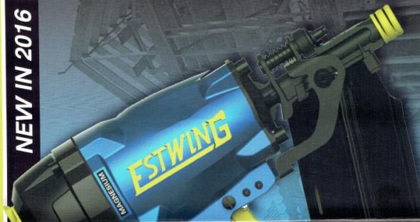 Estwing product brochure front picture