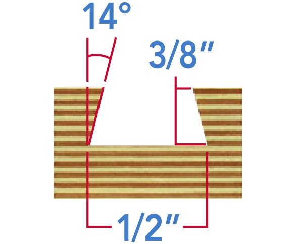 MicroJig MatchFit dovetail instructions