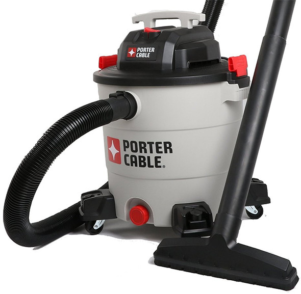 Porter Cable 12 Gallon Shop Vacuum