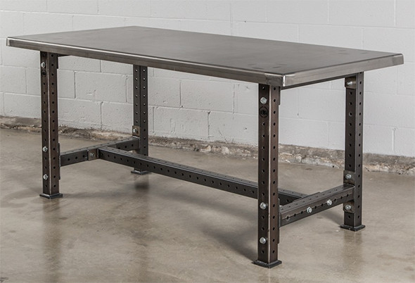 Rogue Supply Workbench Steel Top