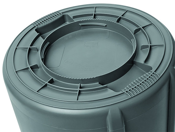 Rubbermaid Brute Garbage Bin Bottom