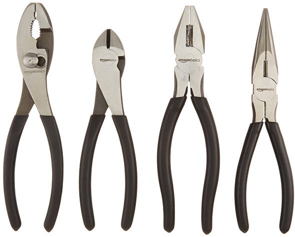 Amazon Basics Pliers