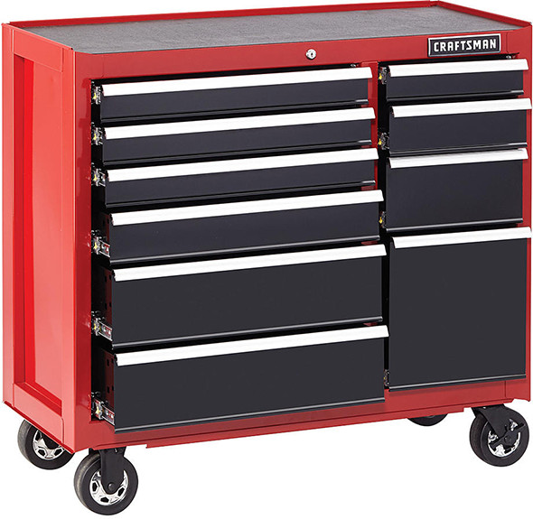 Craftsman 41-inch 10-Drawer Soft Close Tool Cabinet