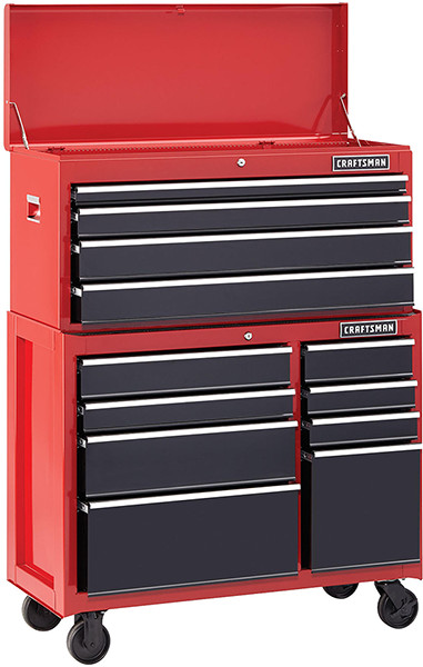 Craftsman 41 inch 12-drawer Tool Storage Combo