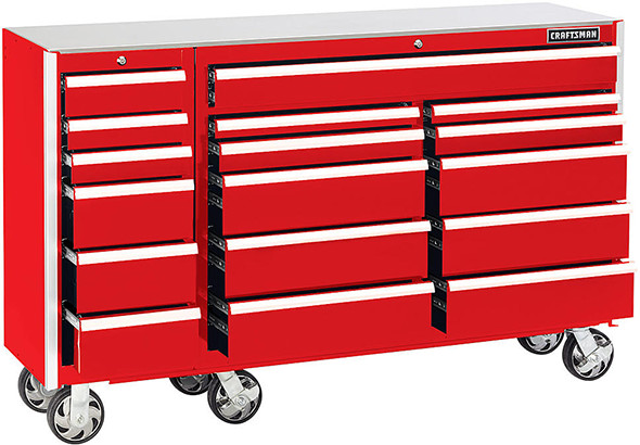 Craftsman 68-inch Mobile Workbench