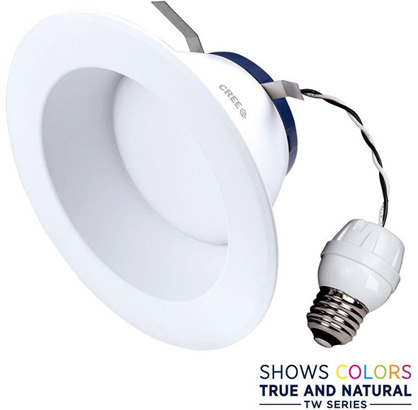 Cree LED Downlight Retrofit Trim Kit