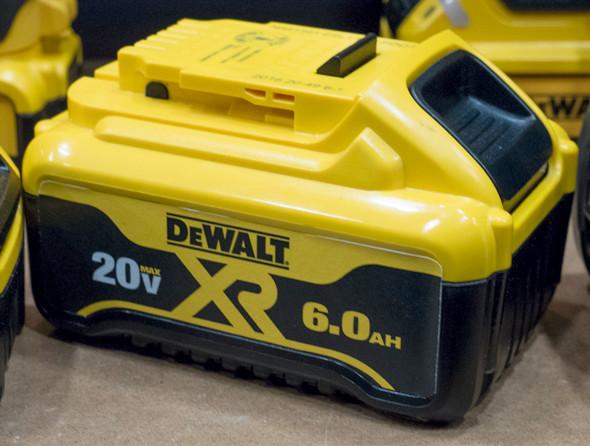 Dewalt 20V Max 6Ah Battery Pack