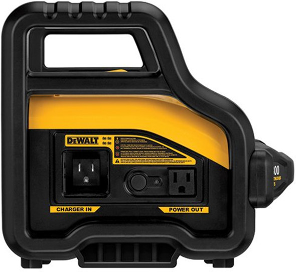 Dewalt DCB1800B Portable Power Station AC Outlets
