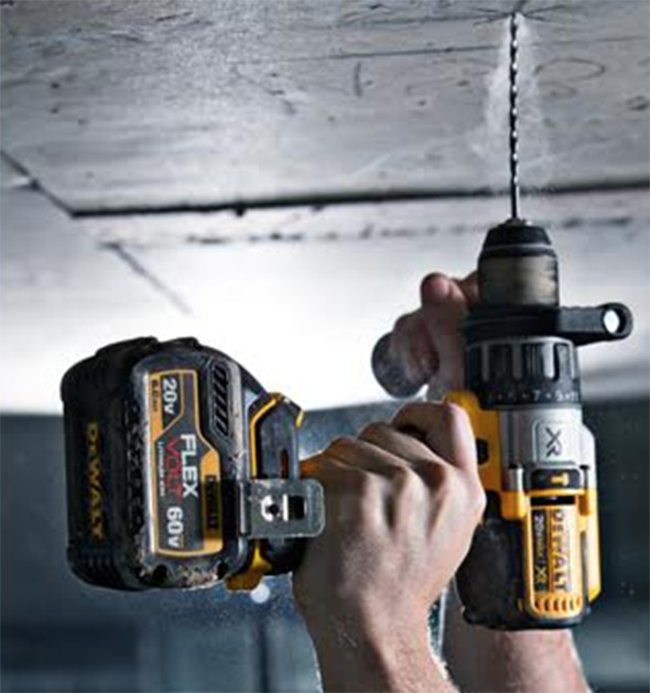 Introducing Dewalt Flexvolt!, Plus a Teaser of New 20V Max ...