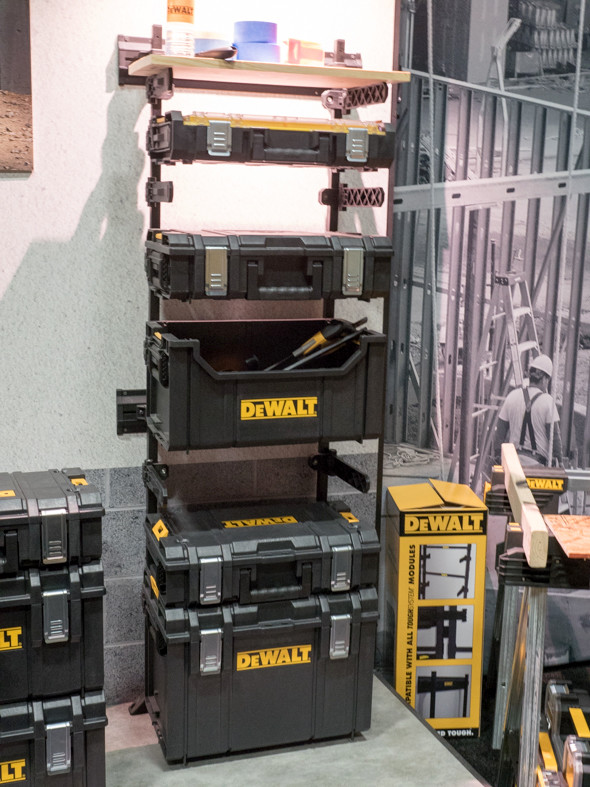 Dewalt Tough System Vs Ridgid Pro Tool Boxes Toolguyd