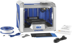 New Dremel Idea Builder 2.0, 2nd Generation 3D Printer