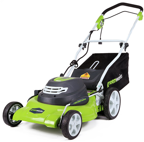 Deal Of The Day Greenworks Corded Outdoor Power Tools 6