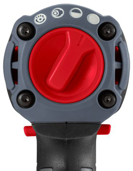 Ingersoll Rand 20V W5132 Compact Impact Wrench Power Control Dial