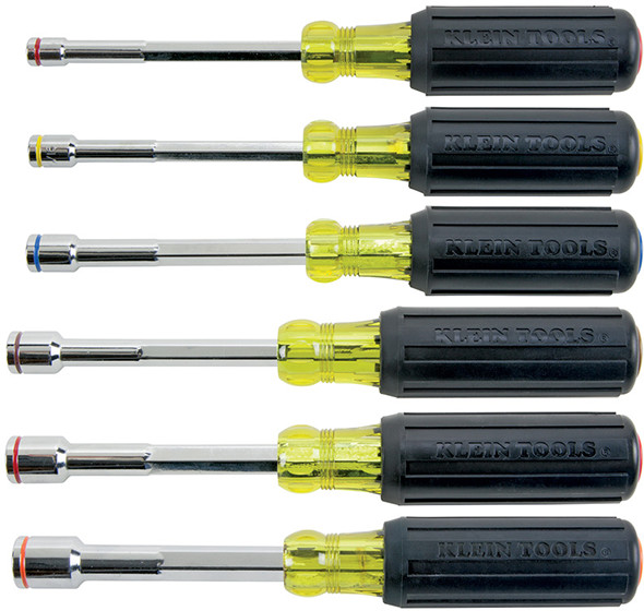 Klein Heavy Duty Nut Driver Set