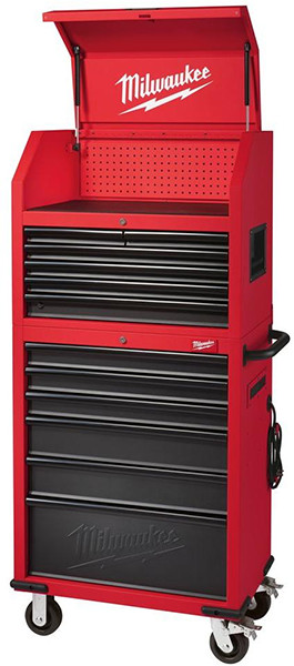 MIlwaukee 30-inch Ball Bearing Tool Storage Combo