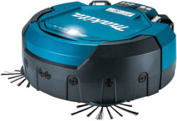 New Makita Cordless RobotPro Vacuum – a Heavy Duty Roomba-Like Cleaner