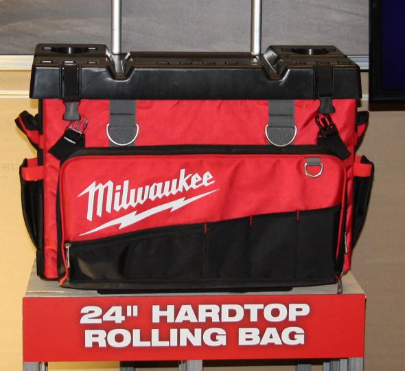 Milwaukee 24 Hardtop Rolling Bag Review