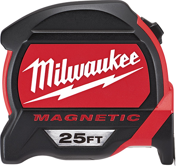 Milwaukee 2nd Generation Magnetic Tape Measure