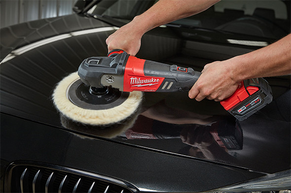 Milwaukee M18 Automotive Polisher