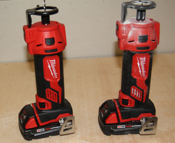 Milwaukee M18 Cutout Tool