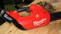 Milwaukee M18 Fuel Blower Closeup