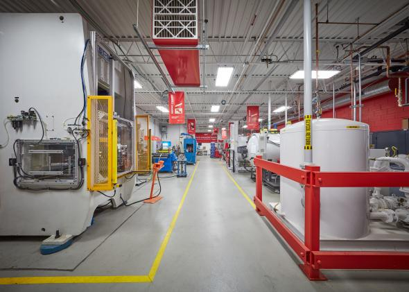 Milwaukee Tool Rapid Innovation Center