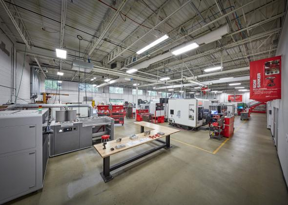 Milwaukee Tool Rapid Prototyping Center