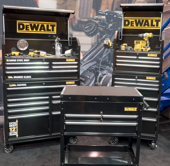 Teaser New Dewalt Ball Bearing Tool Storage A Cart