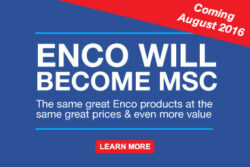 Bye Bye Enco, Hello MSC Direct with Special Pricing