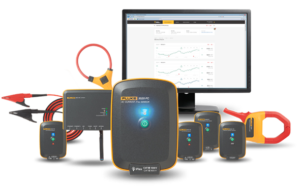 Fluke Condition Monitoring Family